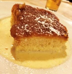 Honey Dumpling Dessert Munich