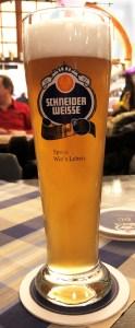Schneider Weisse Beer Munich