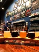 Boston - Nightshift Brewery Flight