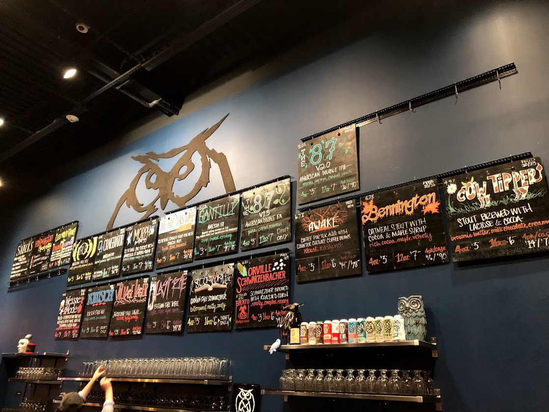 Boston - Nightshift Brewery