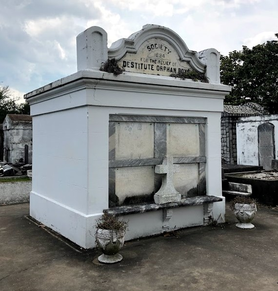 New Orleans - Lafayette Cemetery Orphans