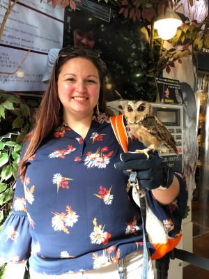 Japan - Owl Forest with me