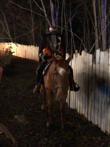 Frightmare Farms Headless Horseman