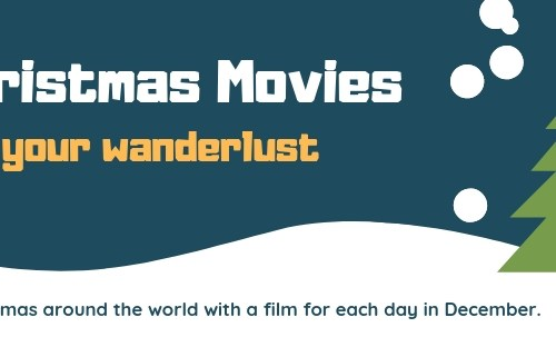Christmas Movies to Fuel Your Wanderlust