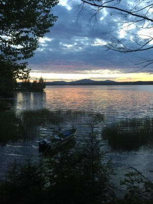 Raquette Lake Adirondacks