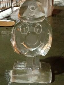 Ice Sculpture Otto