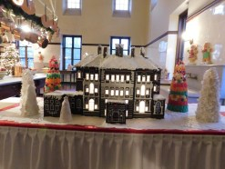 Rosecliff Gingerbread House