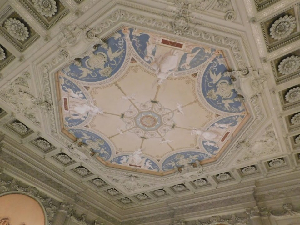 The Breakers Ceiling