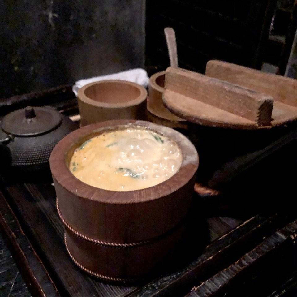 Ninja Akasaka Stone Soup
