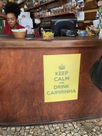 Brazil - Drink Caipirinha