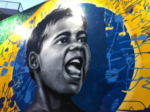 Brazil - Street Mural