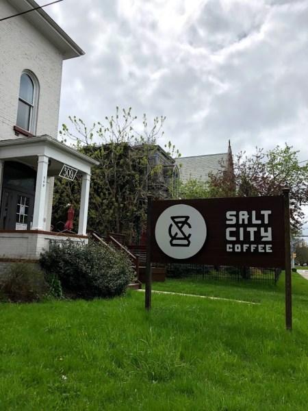 Salt City Coffee Shop Syracuse