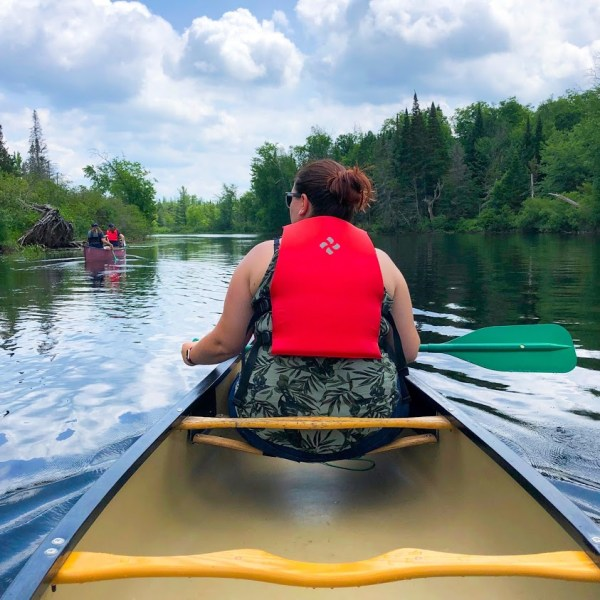The Wild Center Adirondacks Canoe Trip