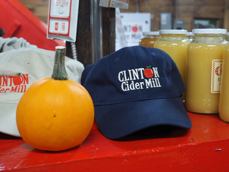 Clinton Cider Mill Hat