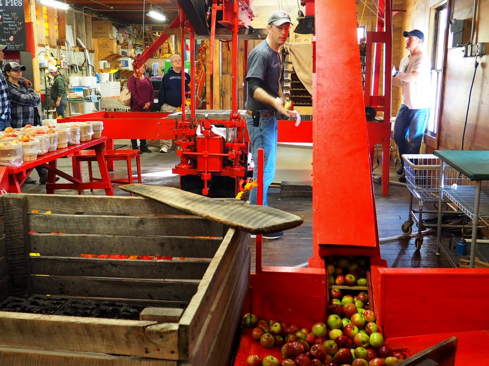 Clinton Cider Mill Production