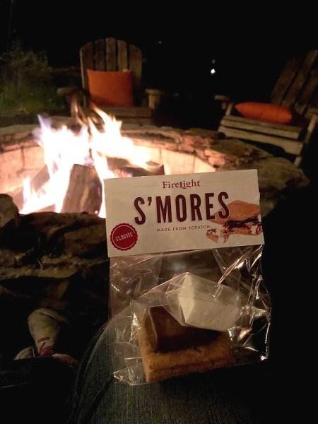 Firelight Camps Smores