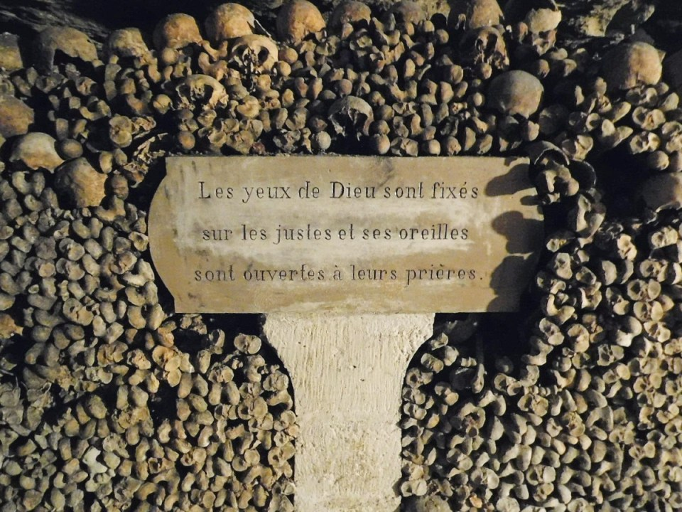Catacombs Poem 1