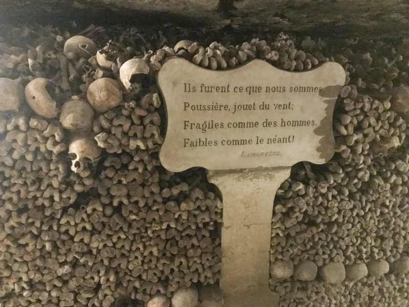 Catacombs Poem 2