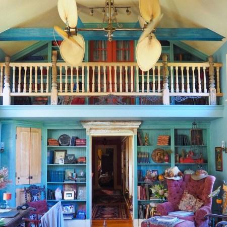Blueberry Brooke Living Room