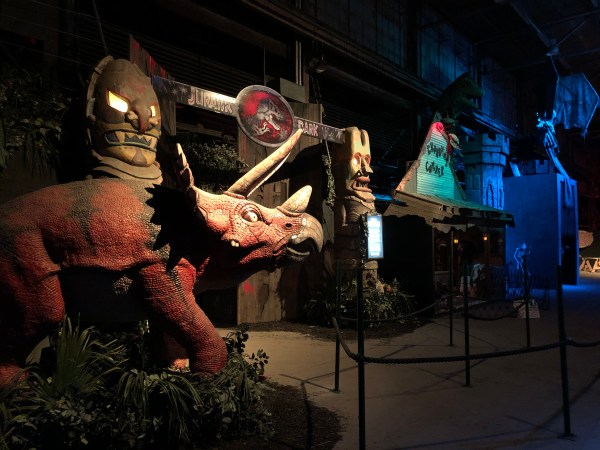 Syracuse Fright Nights Jurassic Dark