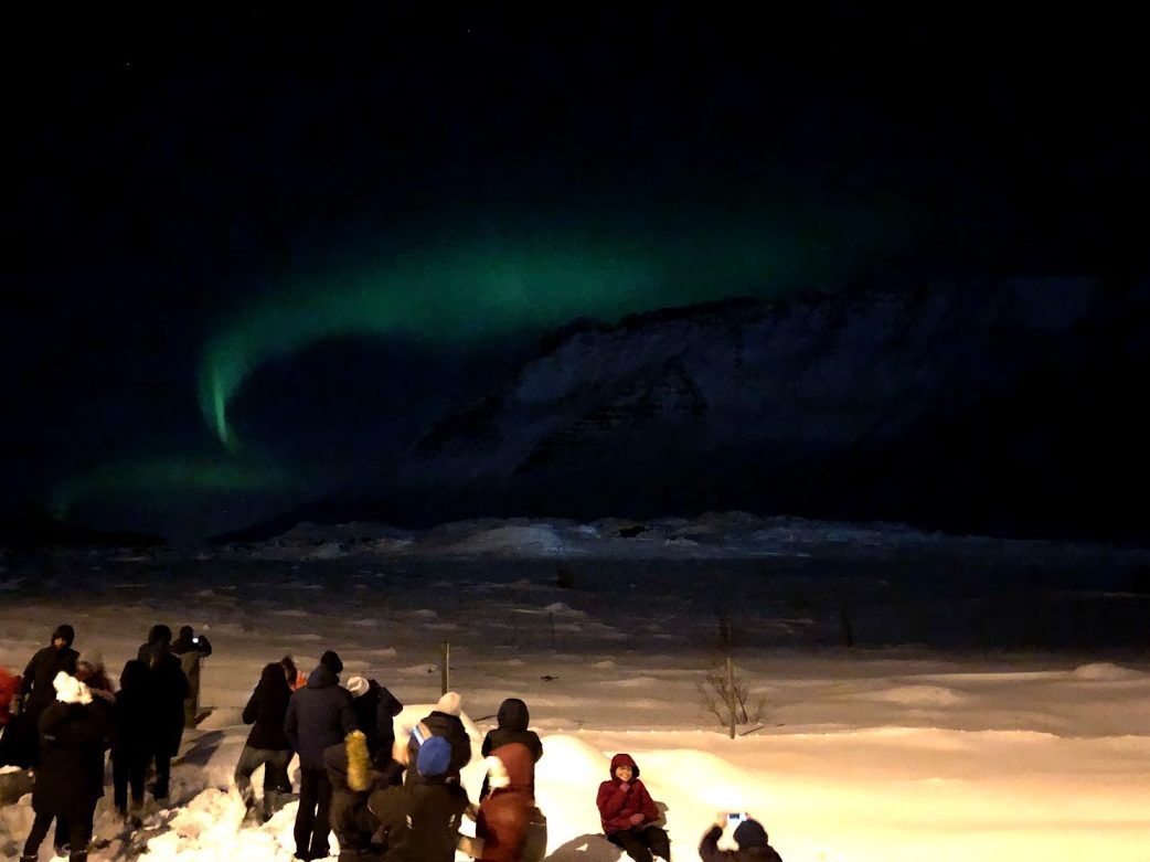 Find the Northern Lights in Iceland