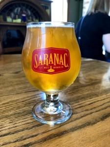 Saranac Beer