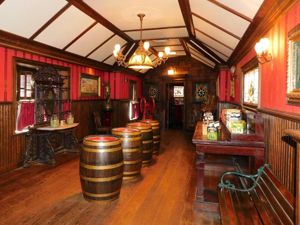 Saranac Brewery Speakeasy