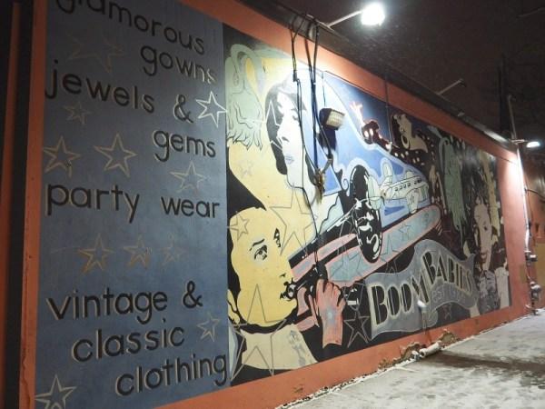 Boom Babies Mural