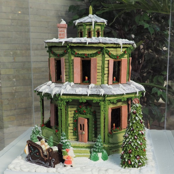 Hyde Gingerbread House