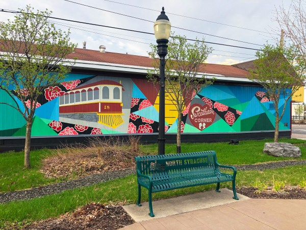 North Syracuse Mural
