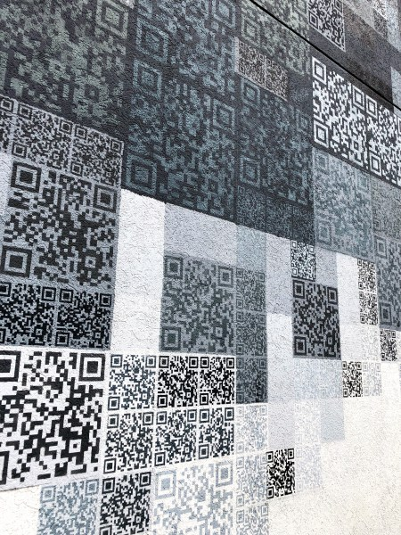 SALT City QR Codes