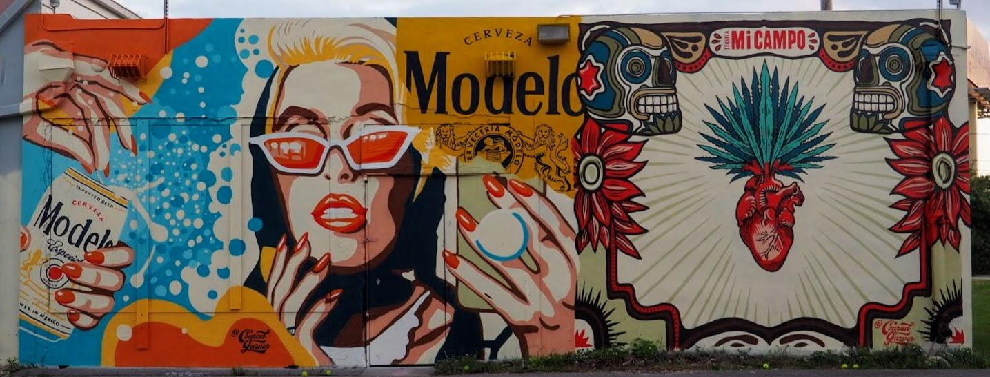 Modelo Mural Wynwood