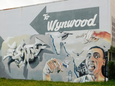 To Wynwood Mural