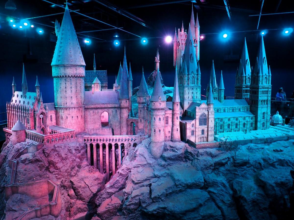 Harry Potter Studio Tour - Hogwarts Castle