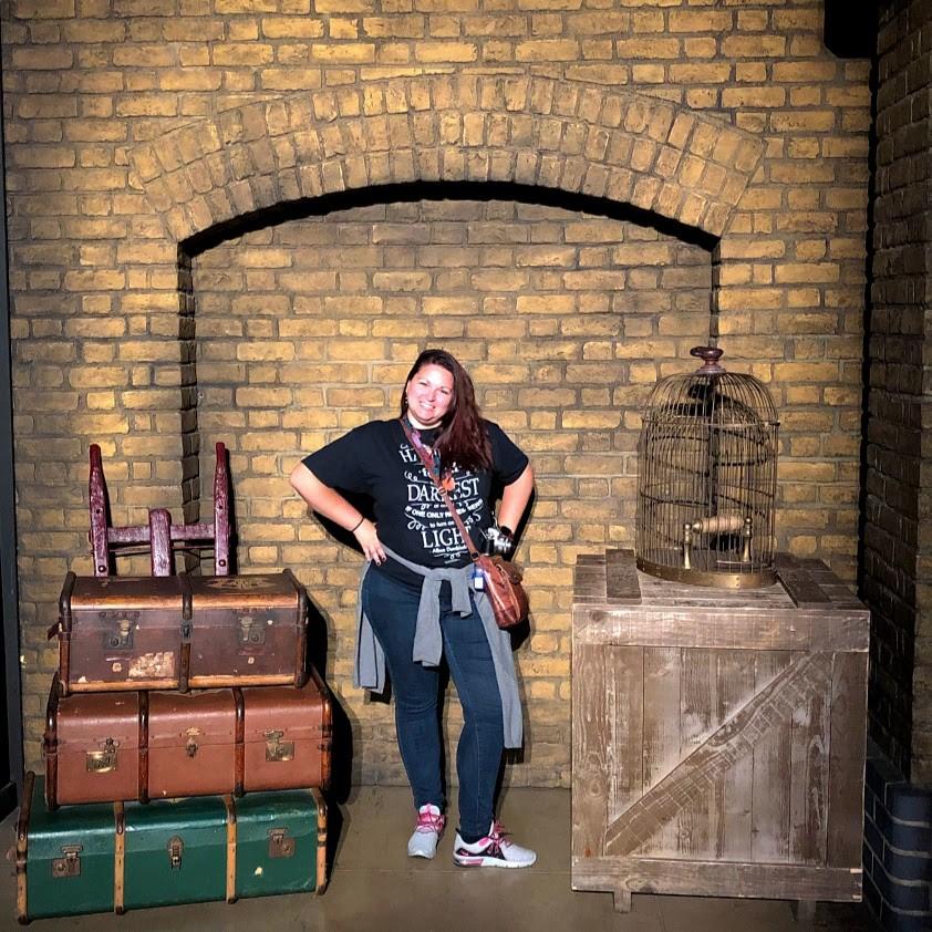 Harry Potter Studio Tour - Kings Cross