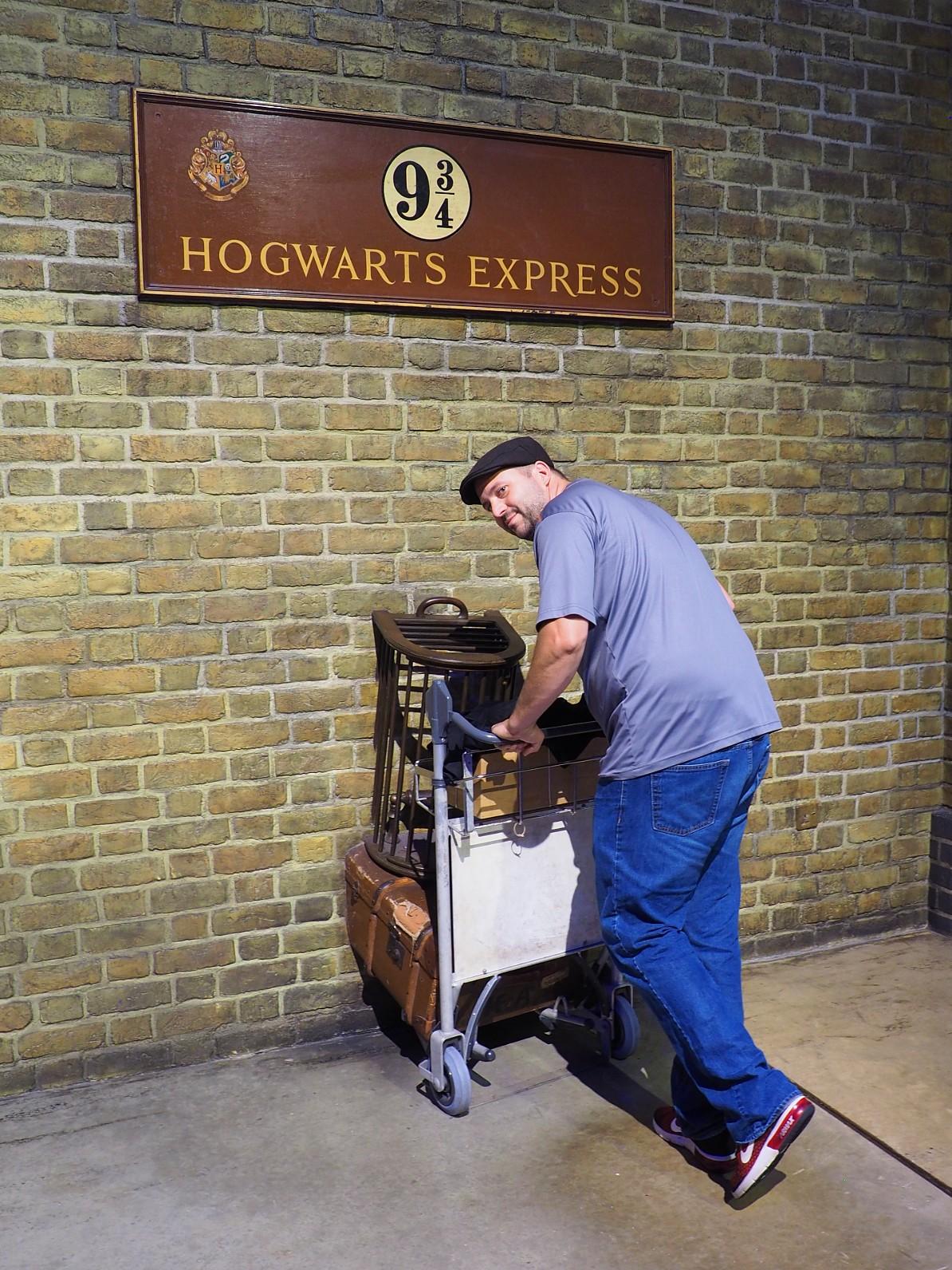 Harry Potter Studio Tour - Platform 2
