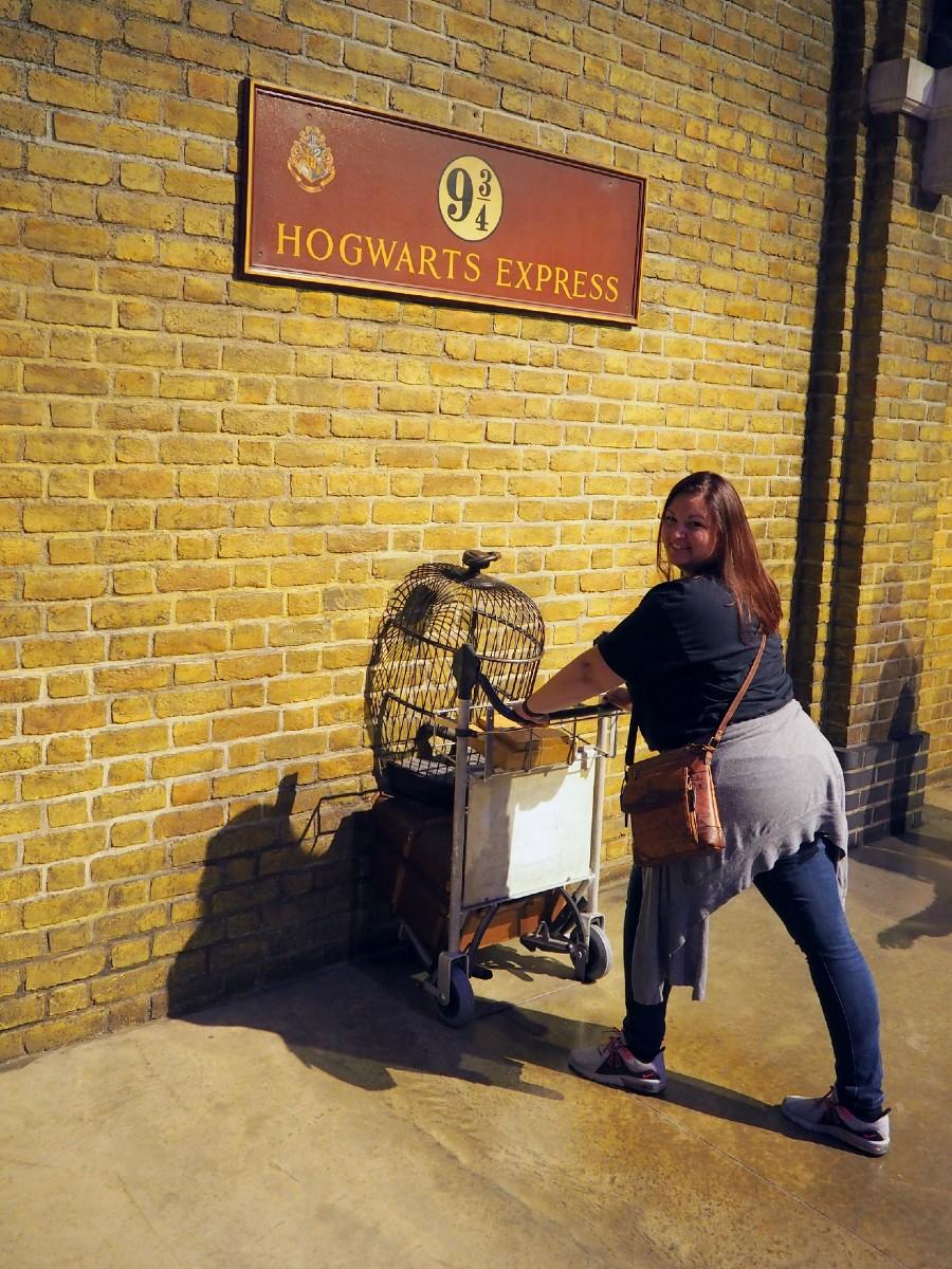 Harry Potter Studio Tour - Platform