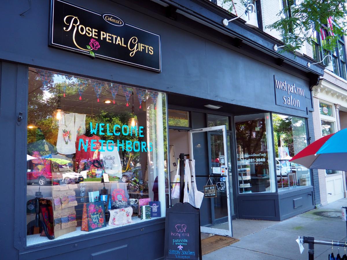 Rose Petal Gifts Shop