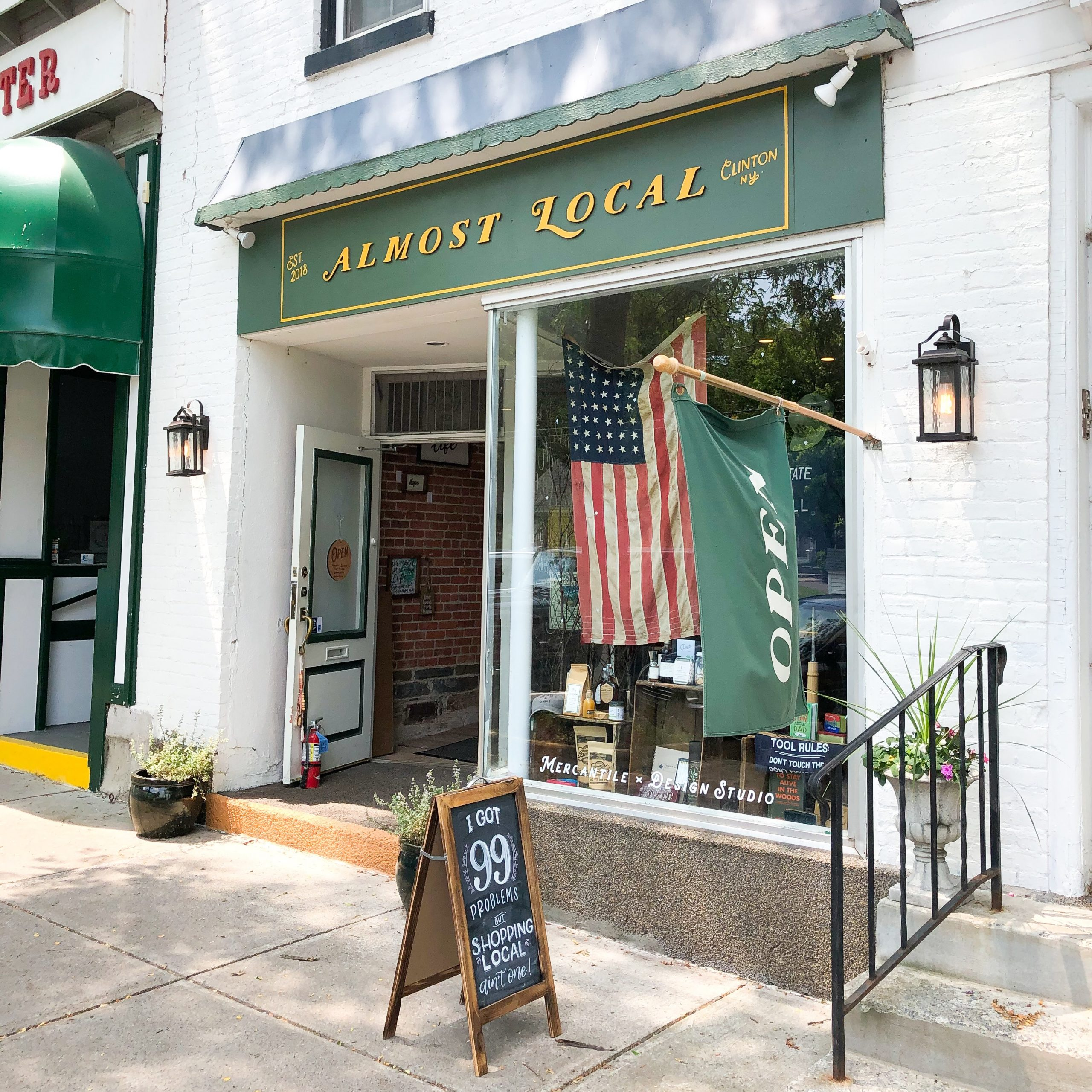 Almost Local Shop in Clinton