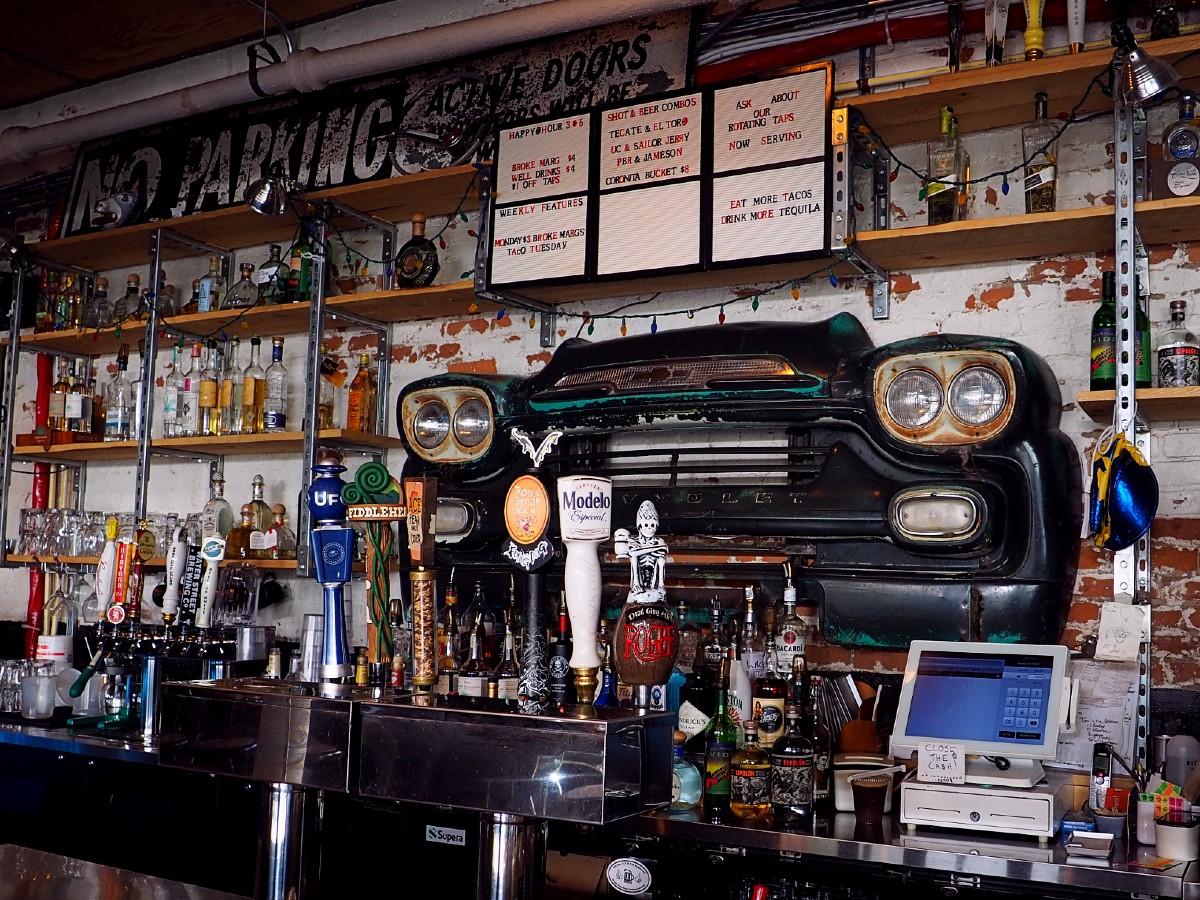Garage Taco Bar