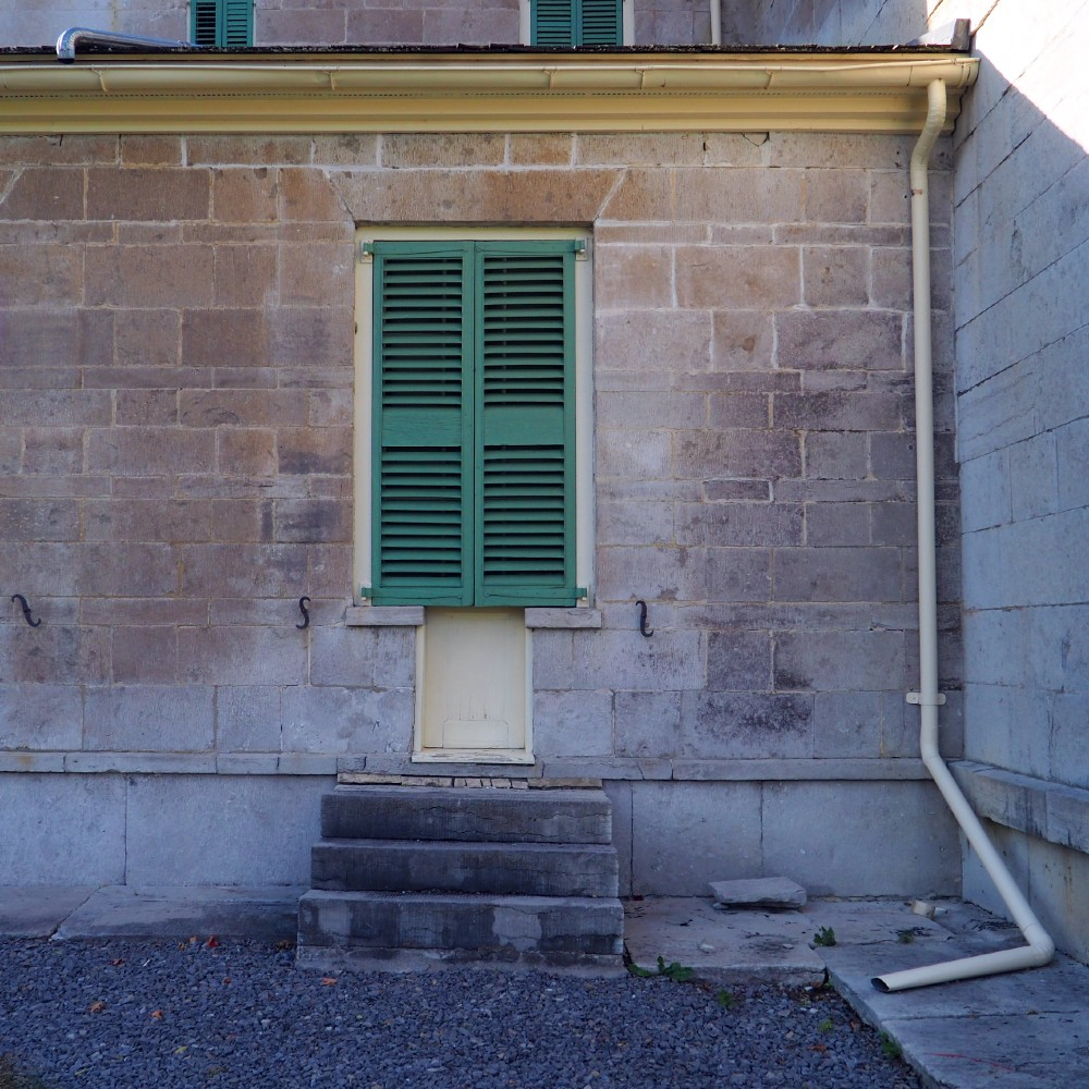 Door at Hyde Hall