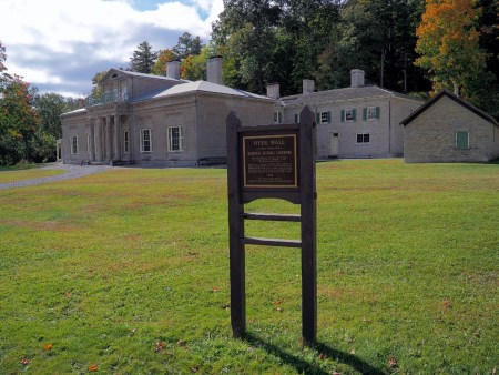 Haunted Hyde Hall in Cooperstown