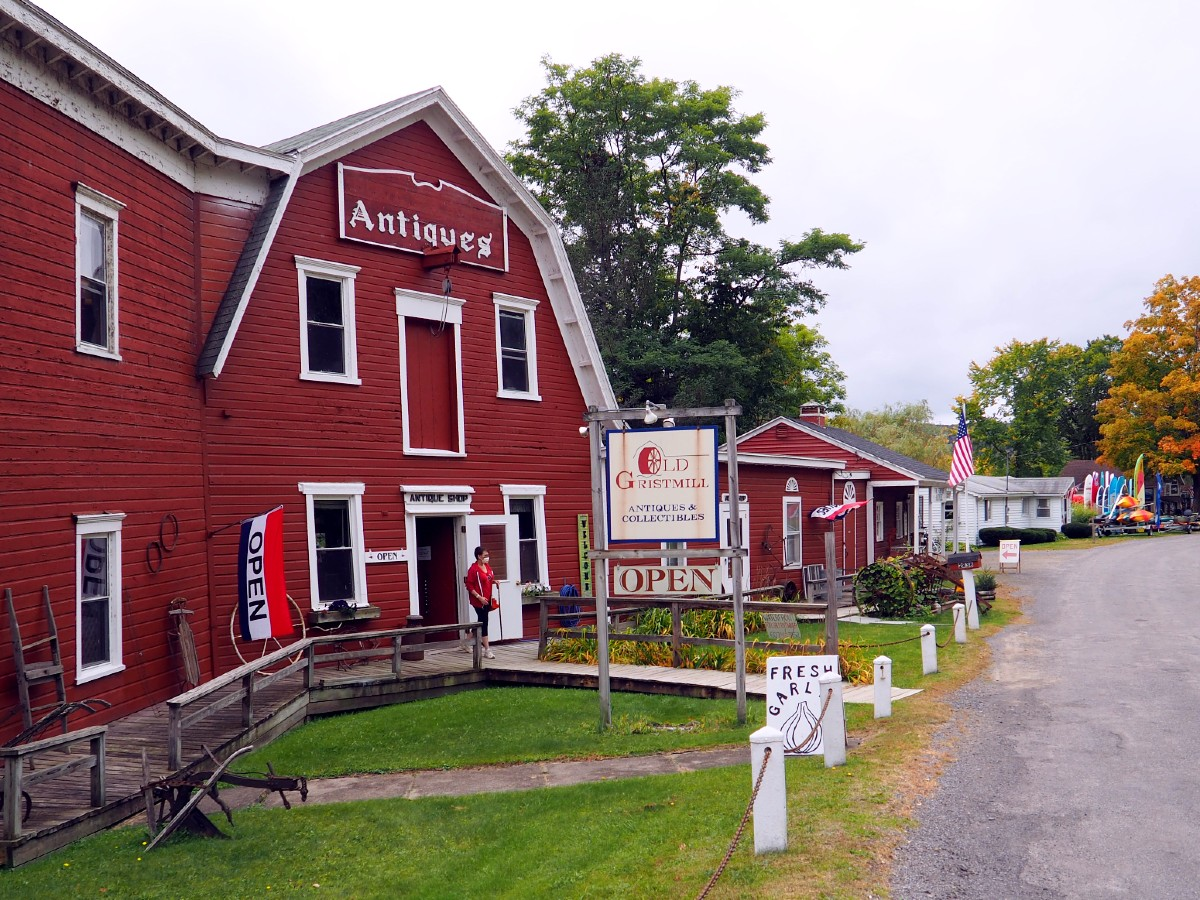 Old Gristmill Antiques