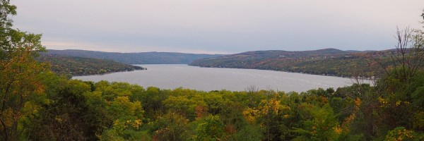 View of Keuka Lake