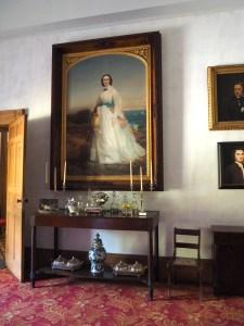 Jenny Worthington Portrait in Hyde Hall
