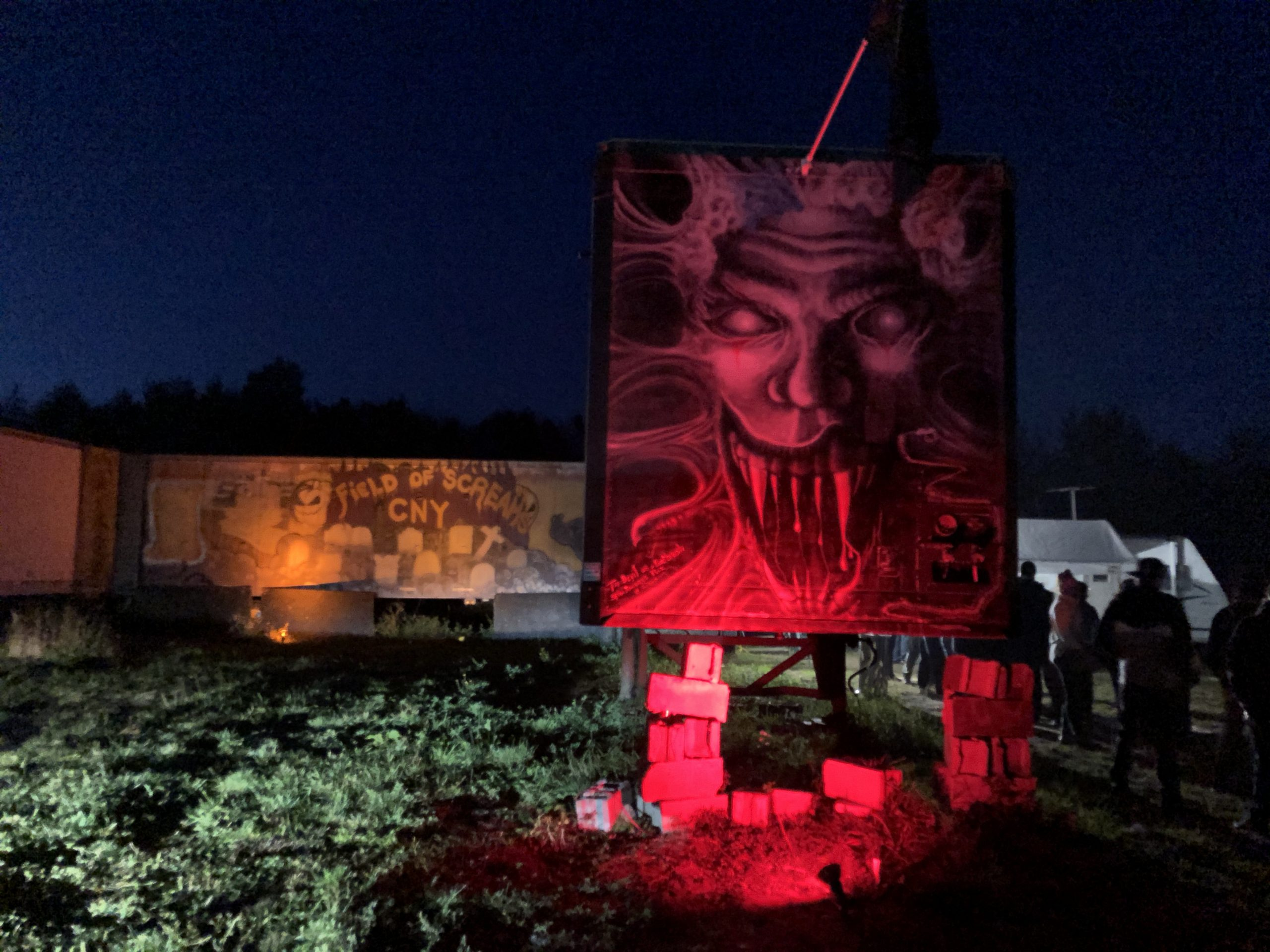 Field of Screams Entrance