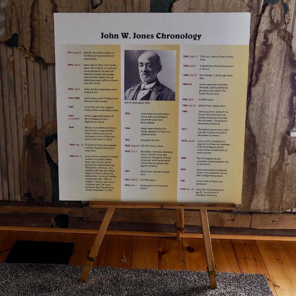 John Jones Chronology