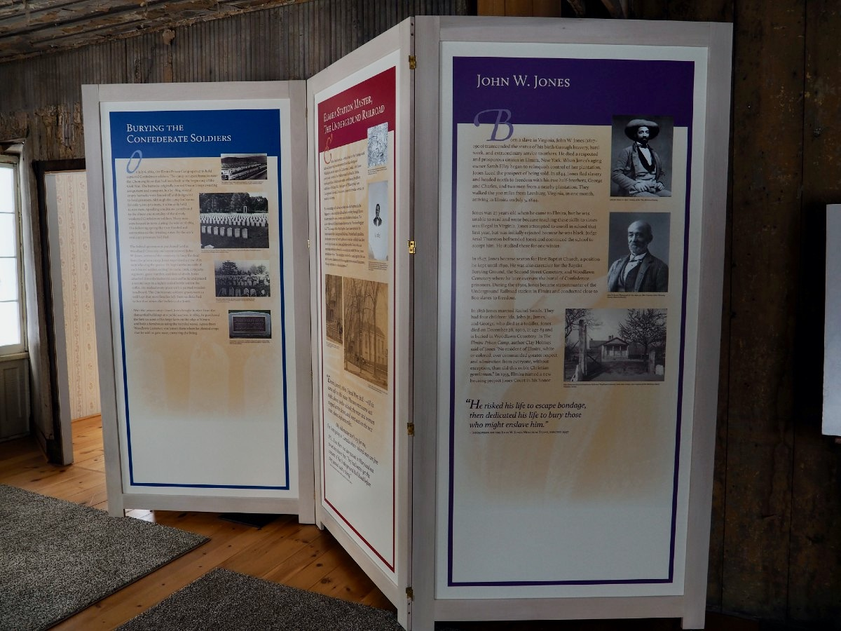 John Jones Exhibit