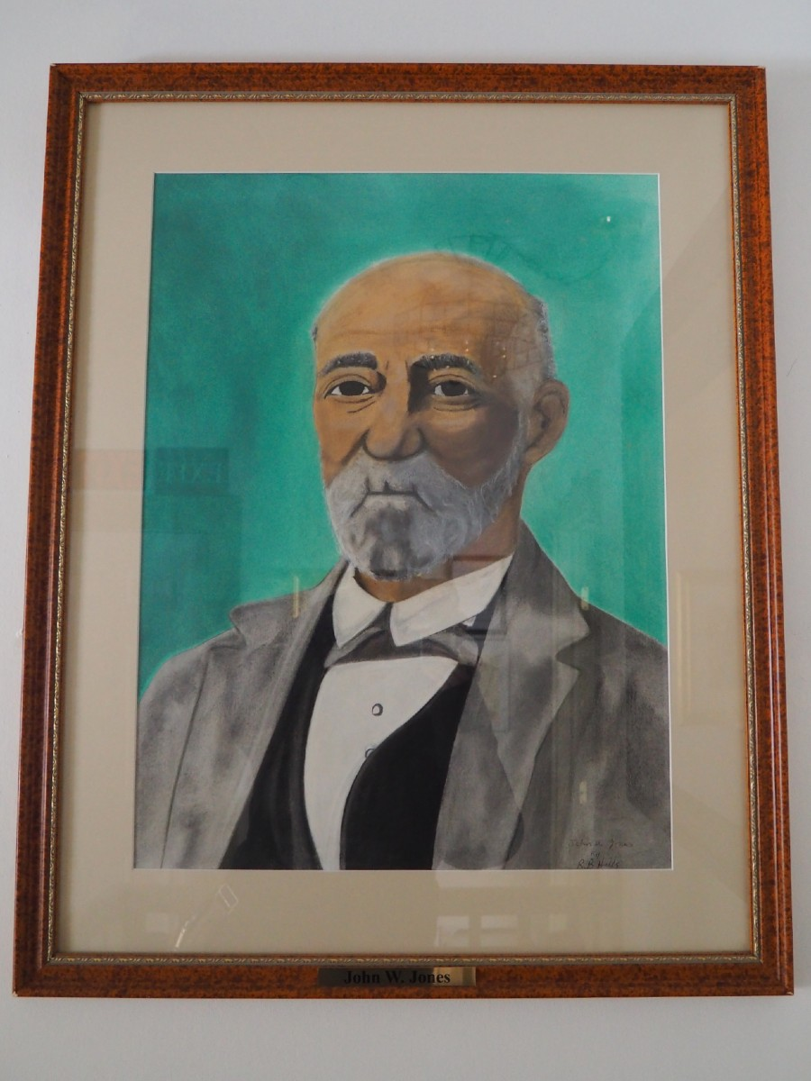 John Jones Portrait