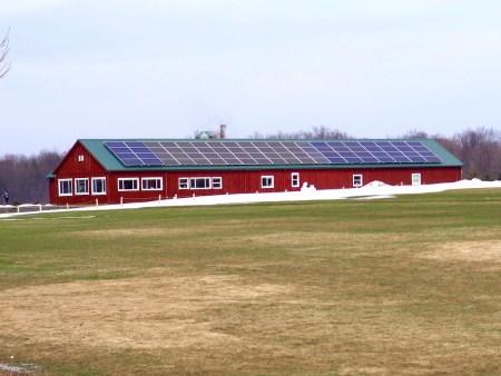 Critz Farms Solar Panels